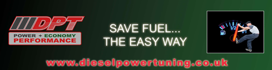 Save Fuel... The Easy Way with a Diesel Power Tuning Chip